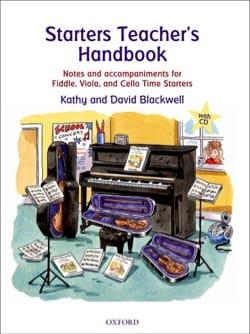 - The Starters Teacher's Handbook - Partition - di-arezzo.fr