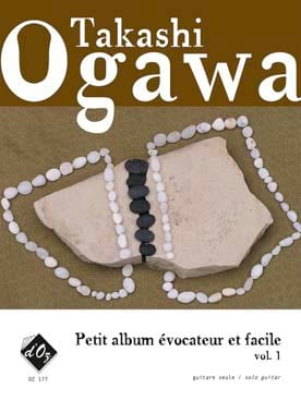 Petit Album Evocateur et Facile Vol 1 Takashi Ogawa laflutedepan