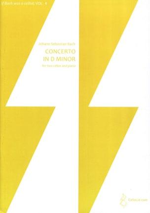 BACH - Concerto in D Minor BWV 1043 - Sheet Music - di-arezzo.co.uk