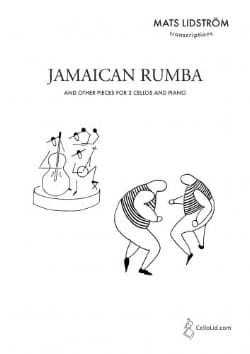 Jamaican Rumba And Other Pieces For 2 Cellos And Piano - Sheet Music - di-arezzo.co.uk