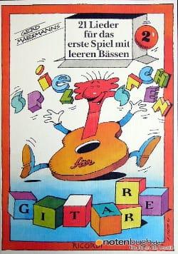 Gerd Maesmanns - 21 Lieder Für Das Erste Spiel Mit Leere Bässen Vol 2 - Partition - di-arezzo.fr