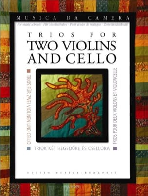 - Trios for 2 Violins and Cello - Sheet Music - di-arezzo.co.uk