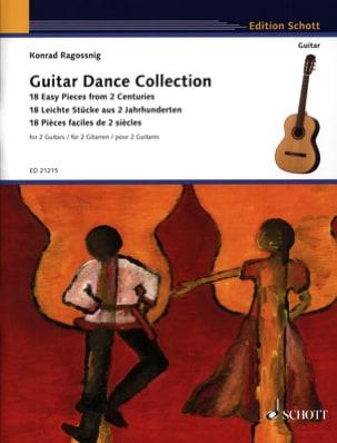 Konrad Ragossnig - Guitar Dance Collection - Partition - di-arezzo.fr