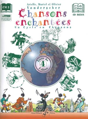 - Enchanted Songs Volume 4 - Sheet Music - di-arezzo.co.uk