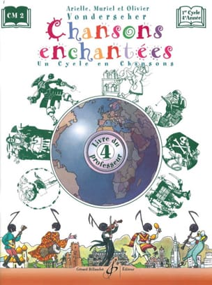 - Enchanted Songs Volume 4 - Prof. - Sheet Music - di-arezzo.co.uk