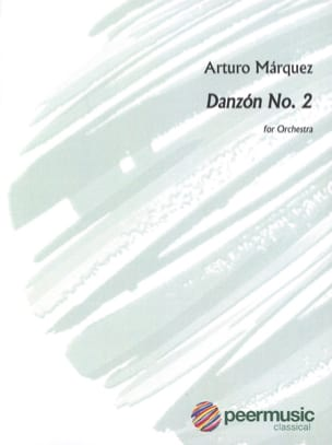 Arturo Marquez - Danzon No. 2 - Partitur - Sheet Music - di-arezzo.co.uk