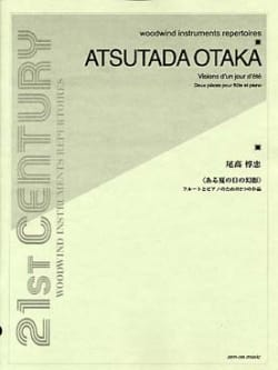 Atsutada Otaka - Visions of a Summer Day - Sheet Music - di-arezzo.com