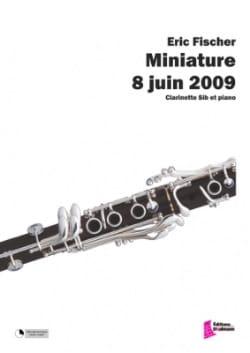 Eric Fischer - Miniature 8 Juin 2009 - Partition - di-arezzo.fr