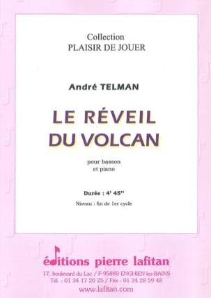André Telman - The Volcano Awakening - Sheet Music - di-arezzo.com