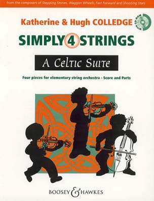 - Simply 4 Strings - A Celtic Rom Suite - Sheet Music - di-arezzo.com