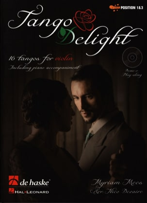 803452067146 - Tango Delight - Partition - di-arezzo.fr
