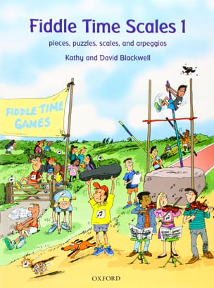 Fiddle Time Scales 1 - New Edition - Sheet Music - di-arezzo.co.uk