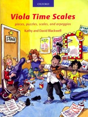 Viola Time Scales - Nouvelle Edition - laflutedepan.com