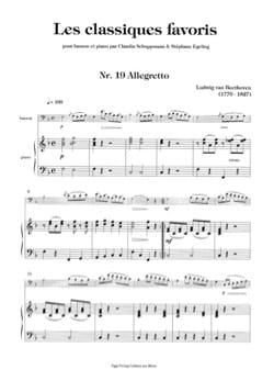 Claudia & Egeling Stéphane Schoppmann - Les Classiques Favoris Vol.2 - Partition - di-arezzo.fr