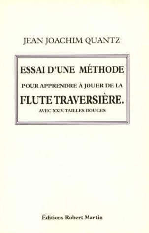 Johann Joachim Quantz - Essay of a Method for Learning to Play the Flute - Sheet Music - di-arezzo.co.uk