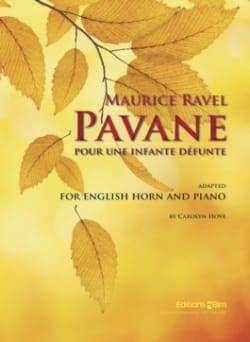 Maurice Ravel - Pavane for a dead Infante - Sheet Music - di-arezzo.co.uk