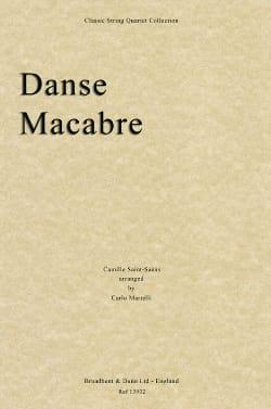 Danse Macabre - Conducteur + Parties - laflutedepan.com