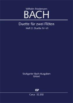Duos Pour 2 Flûtes - Volume 2 (4-6) - laflutedepan.com