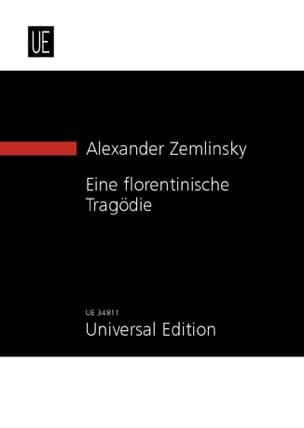 Une Tragédie Florentine Op.16 Alexander von Zemlinsky laflutedepan