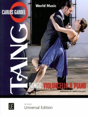 Carlos Gardel - Tango - Partition - di-arezzo.fr