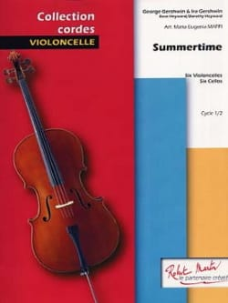 George Gershwin - Summertime From Porgy And Bess - Partition - di-arezzo.fr