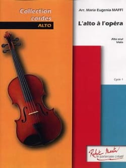 Maria-Eugenia Maffi - The Alto at The Opera - Sheet Music - di-arezzo.com
