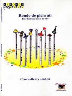 Claude-Henry Joubert - Rondo de Plein Air - Sheet Music - di-arezzo.com