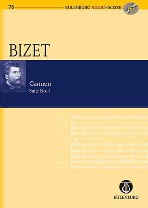 Carmen - Suite N° 1 BIZET Partition Petit format - laflutedepan