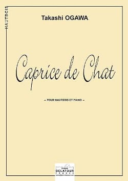 Takashi Ogawa - Caprices of Cat - Sheet Music - di-arezzo.co.uk