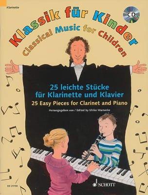 - 25 Leichte Stücke für Klarinette und Klavier - Partition - di-arezzo.fr
