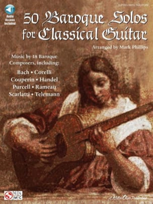 50 Baroque Solos for Classical Guitar - laflutedepan.com