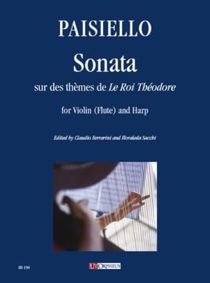 Sonata sur des Thèmes du Roi Théodore - laflutedepan.com