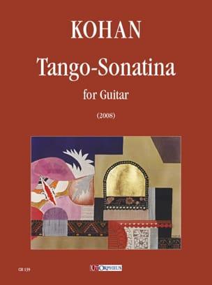 Tango - Sonatina 2008 - Jorge Omar Kohan - laflutedepan.com