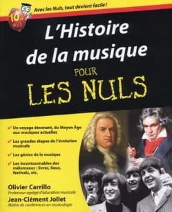 - L'Histoire de la Musique pour les Nuls - Partition - di-arezzo.fr