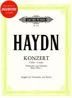 HAYDN - Concerto in C Major Hob.7b: 1 - Sheet Music - di-arezzo.com