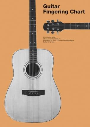 David Harrison - Guitar Fingering Chart - Partition - di-arezzo.fr