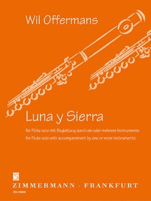 Wil Offermans - Luna y Sierra - Sheet Music - di-arezzo.co.uk