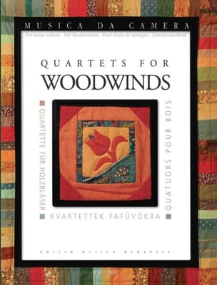 Quartet For Woodwinds Partition Quatuors - laflutedepan