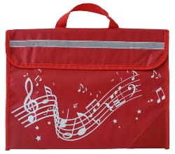 Accessoire - Music Binder - Red - Accessory - di-arezzo.co.uk