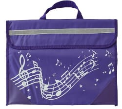 Accessoire - Music Binder - Purple - Accessory - di-arezzo.com