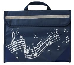 Accessoire - Music Binder - Navy Blue - Accessorio - di-arezzo.it