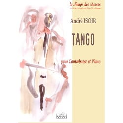 André Isoir - Tango - Partition - di-arezzo.fr