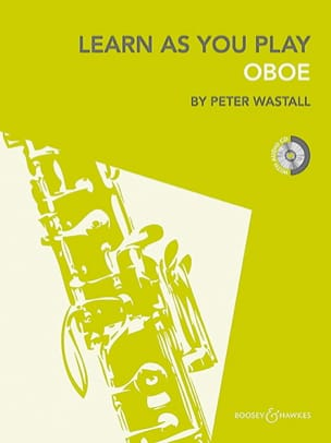 Peter Wastall - Learn as You Play Oboe - Partition - di-arezzo.fr