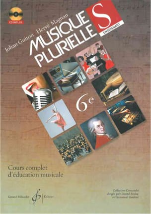 Guiton Johan / Magan Hervé - 6th Plural Music - Teacher - Sheet Music - di-arezzo.co.uk