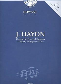 HAYDN - Concerto en Ré Majeur Hob.7f:d1 - Partition - di-arezzo.fr