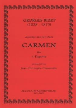 BIZET - Carmen - Partitur - Stimmen - Sheet Music - di-arezzo.com