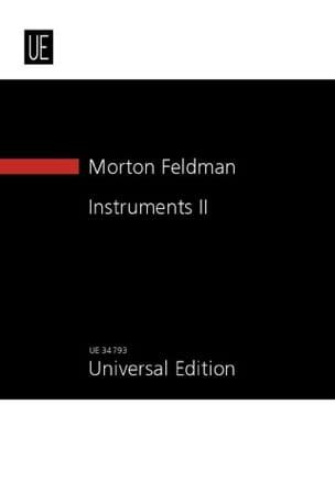 Instruments 2 1975 - Morton Feldman - Partition - laflutedepan.com