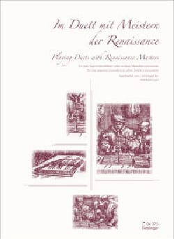 Im Duett Mit Meistern Der Renaissance - Partition - di-arezzo.fr