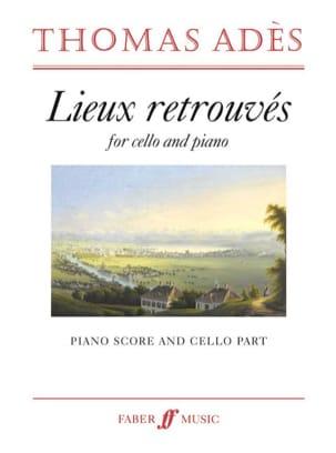 Thomas Ades - Lieux Retrouvés - Partition - di-arezzo.fr