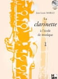 Jean-Louis Margo - The Clarinet at the Music School Volume 1 - Sheet Music - di-arezzo.com